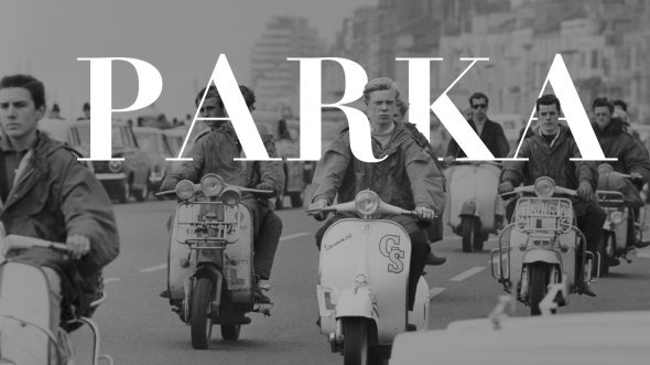 #notoldybutgoldy: the history of the Parka
